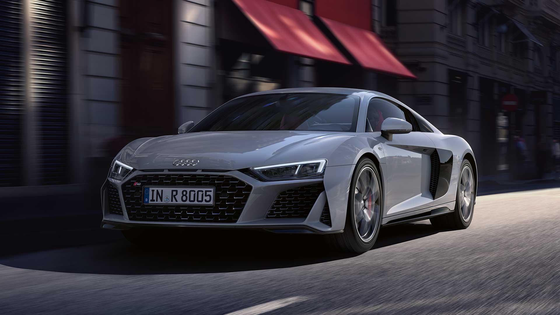 Kelebihan Audi R8 Coupé Tangguh