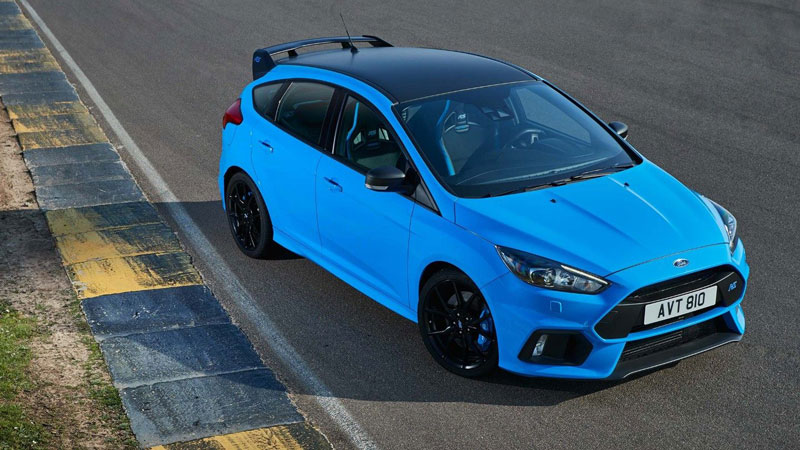 Rent Ford Focus Rs Rent Luxury And Sports Cars Rental Europe