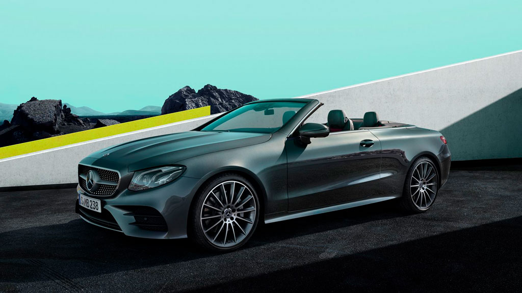 Rent an Mercedes E-Class Cabriolet ⋆ Rent luxury and ...