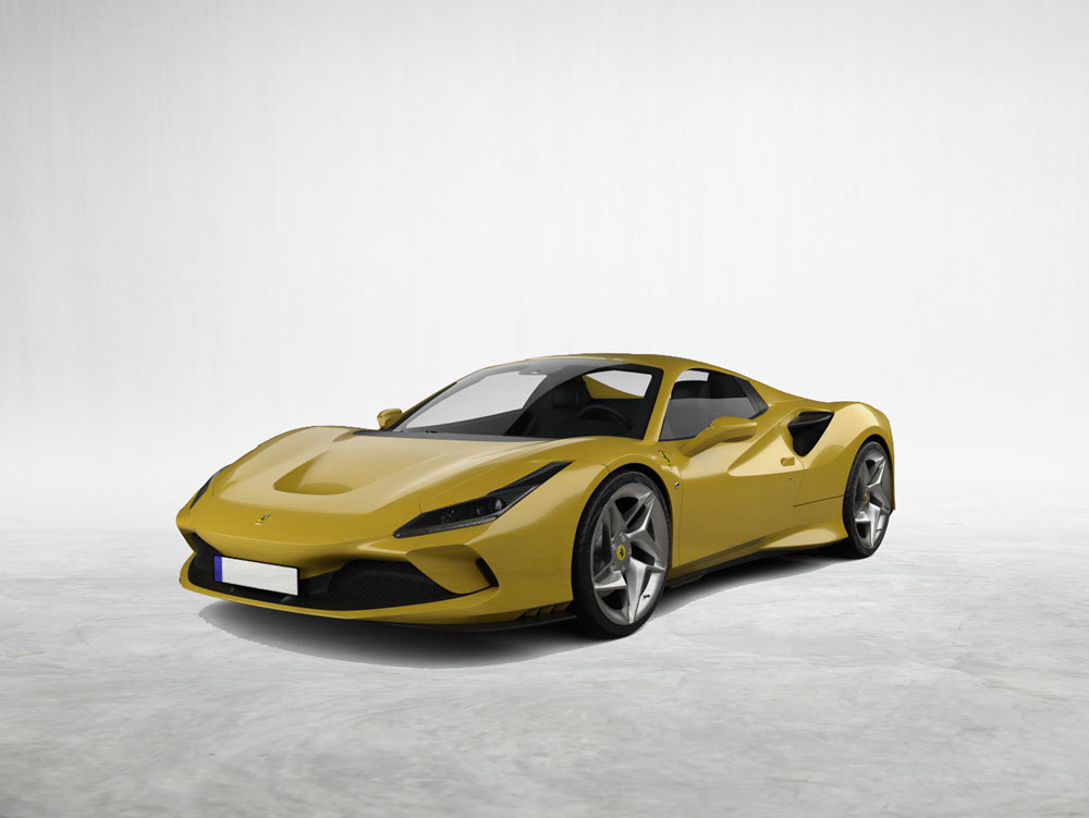 Rent An Ferrari F8 Spider Rent Luxury And Sports Cars Hire
