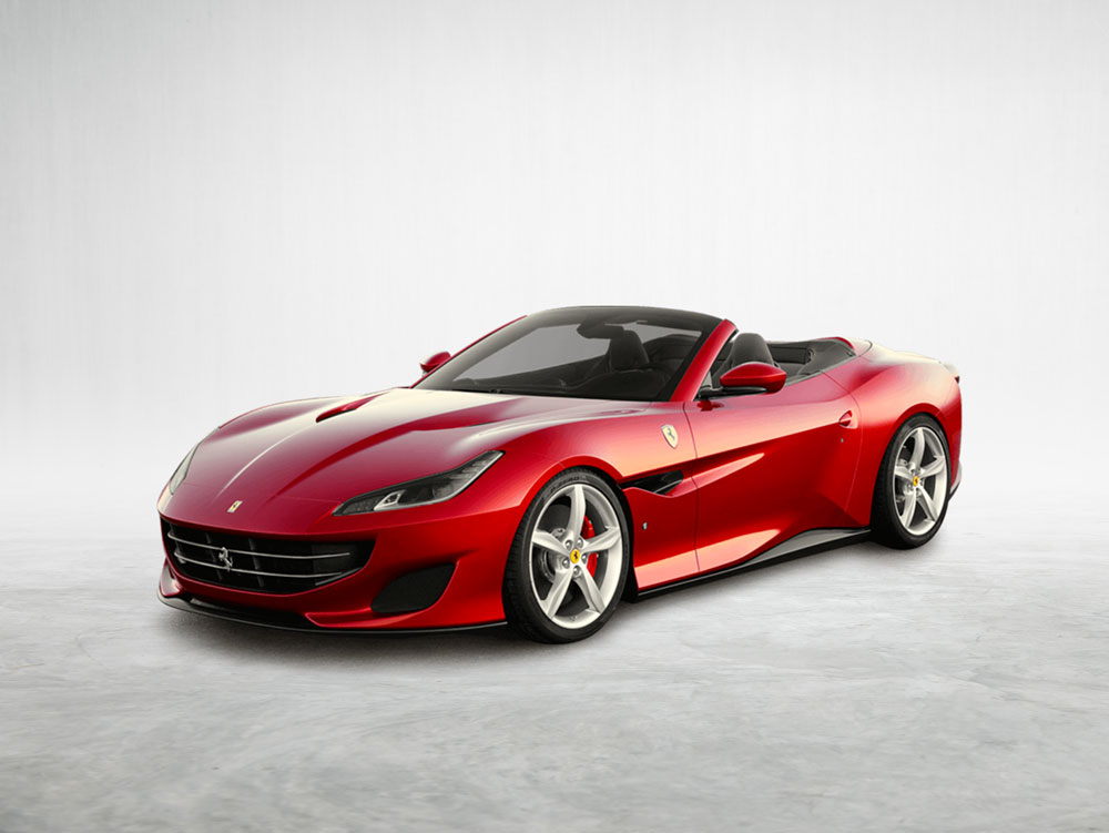 Rent An Ferrari Portofino Rent Luxury And Sports Cars Rental